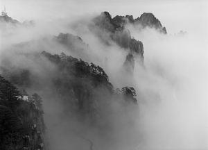排雲亭觀西海群峰