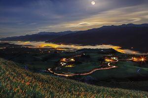 縱谷八月金色風華-六十石山-26