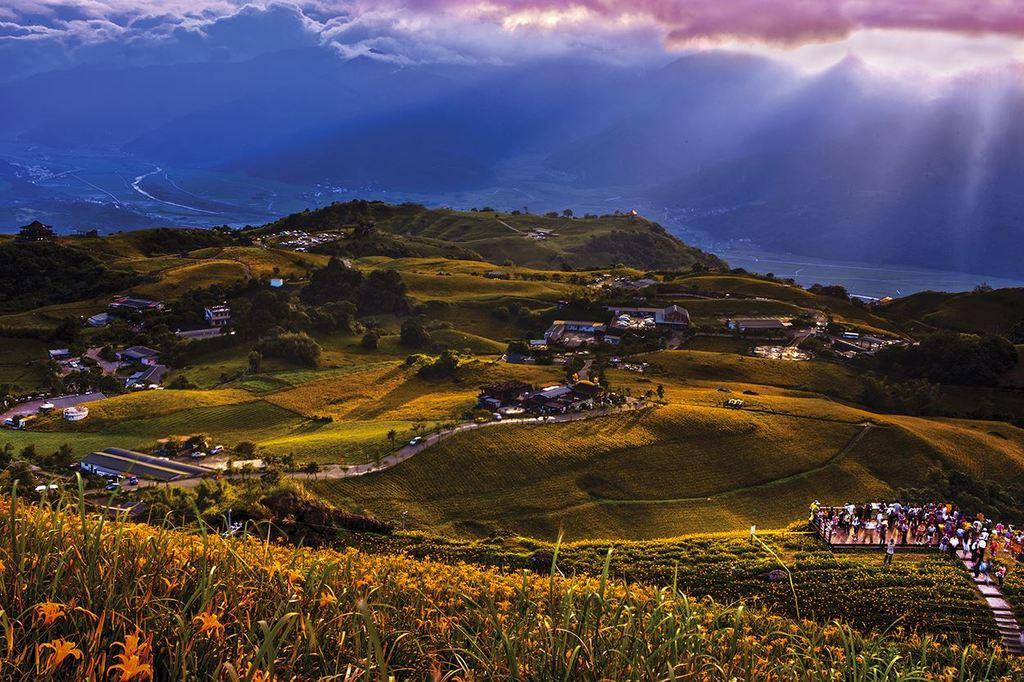 縱谷八月金色風華-六十石山-29