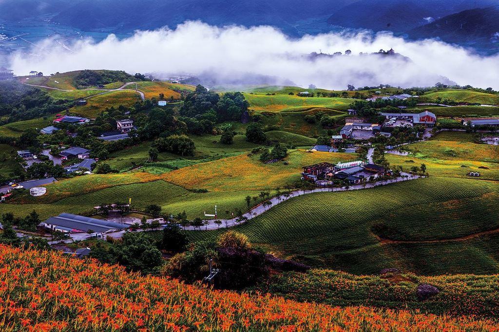 縱谷八月金色風華-六十石山-30