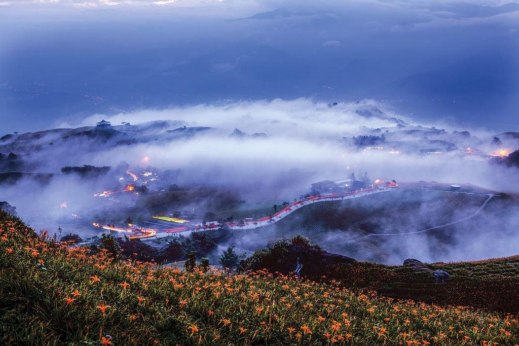 縱谷八月金色風華-六十石山-31