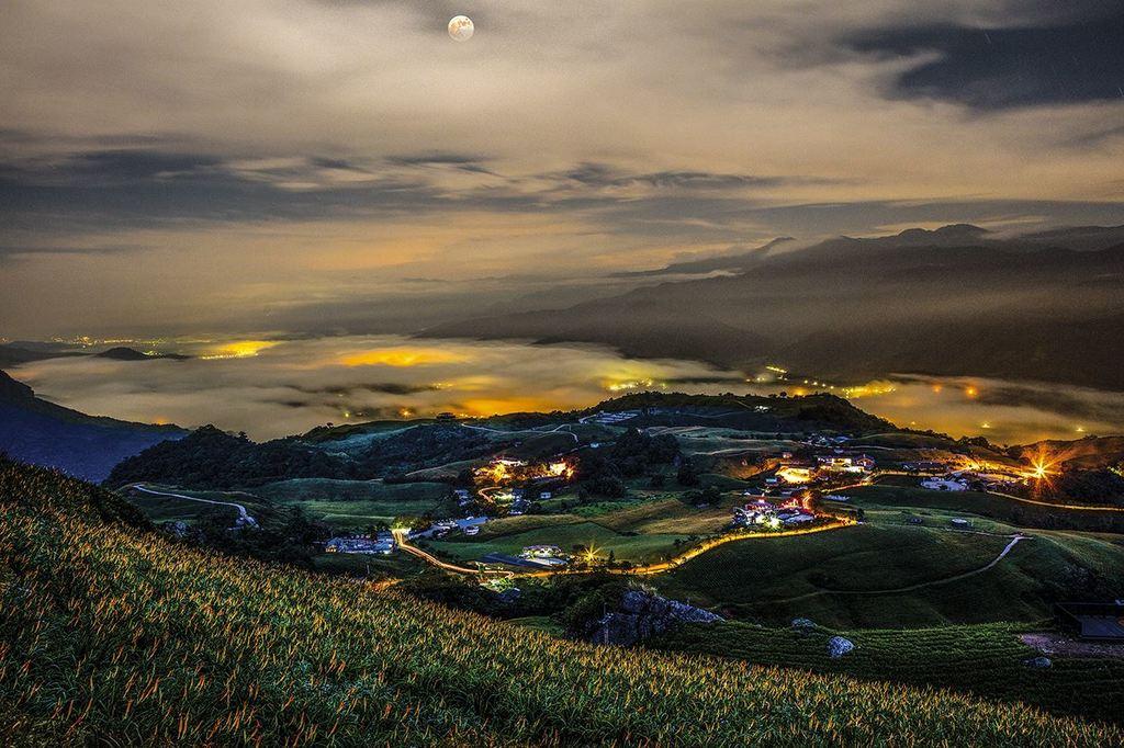 縱谷八月金色風華-六十石山-35